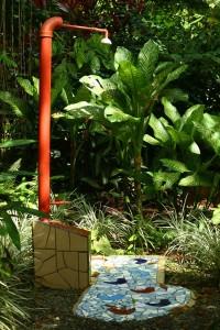 Garden Shawer